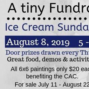 A Tiny Fundraiser - August 8 2019