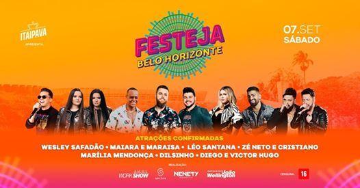 Festeja BH 2019 - Oficial
