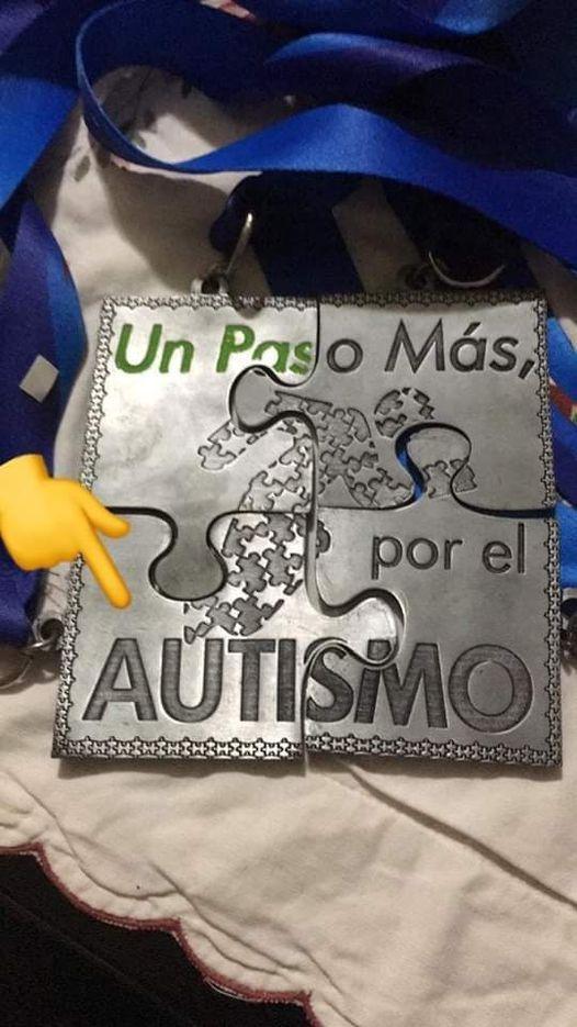 Carrera Un Paso Ms Por El Autismo 3er Edicin.