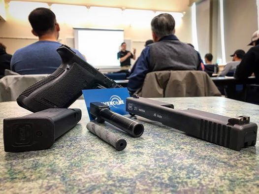 Vancouver - Canadian Firearms Safety Course