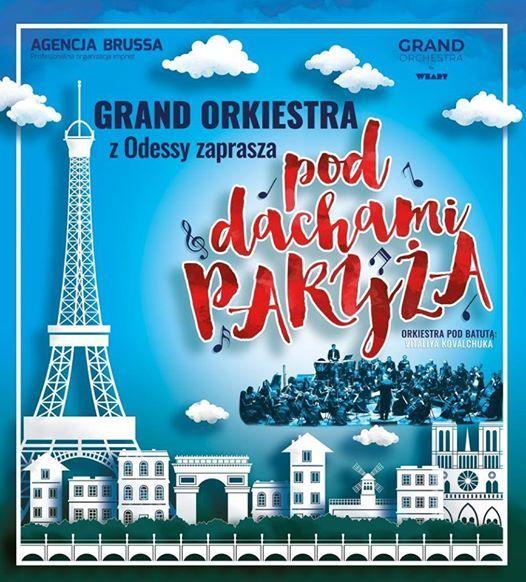 Grand Orkiestra z Odessy Pod Dachami Parya