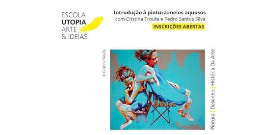 Introdução à Pintura: Meios Aquosos | Event in Porto | AllEvents.in