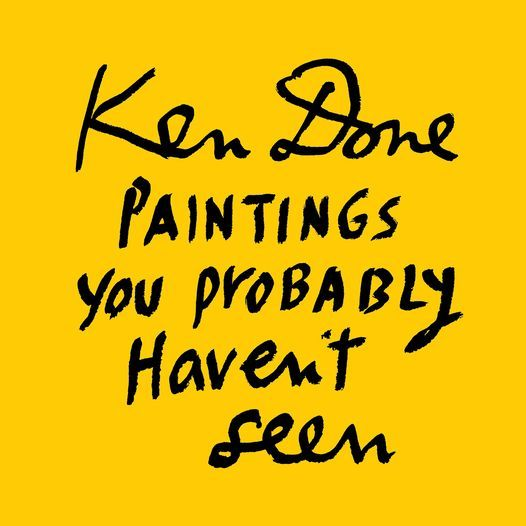 Exhibition Launch: Ken Done Paintings You Probably Haven't Seen: Selected Works 2000-2020, 24 July | AllEvents.in
