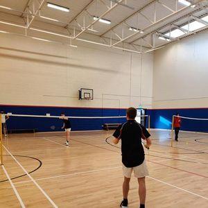Badminton Summer Camp 2021