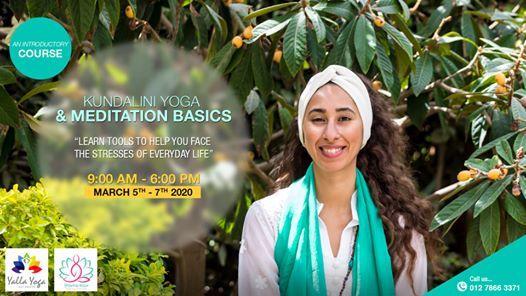 Intro to Kundalini Yoga & Meditation Basics with Shama Kaur