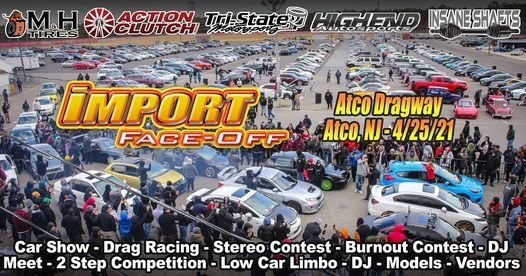 Import Face-Off Rising Sun, MD 3/21/21!, 21 March | Event in Rising Sun | AllEvents.in