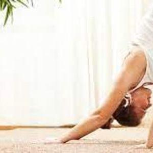 My Mini and Me Yoga Class