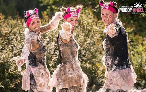 schauinsland Muddy Angel Run - HAMBURG 2019