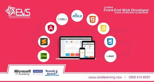 Free Seminar on Front-End Web Development | Event in Lahore | AllEvents.in