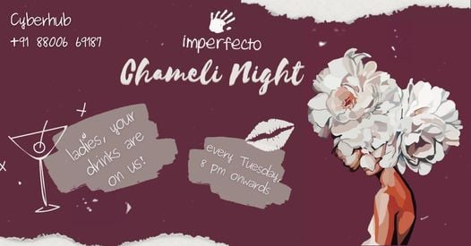Chameli Night, 11 May | Event in Faridabad | AllEvents.in