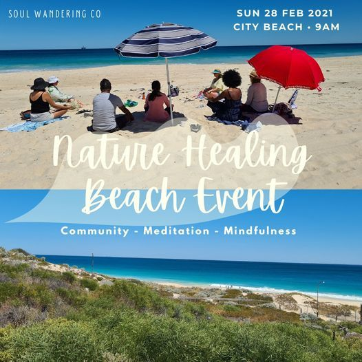 Nature Healing Beach Event w/ Cacao Ceremony | Event in Perth | AllEvents.in