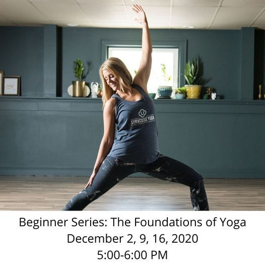 Beginner Series: The Foundations of Yoga with Sophie Tashkovski, 2 December | Event in Syracuse | AllEvents.in