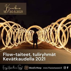 Flow-taiteiden viikkotunnit kevll 2021 Helsinki