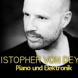 Christopher von Deylen  Piano und Elektronik  Stuttgart