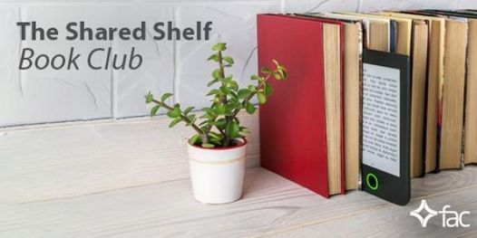 The Shared Shelf (Book Club), 19 May | Event in Calgary | AllEvents.in