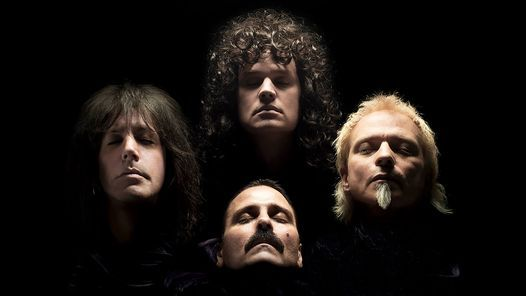 Almost Queen: A tribute to QUEEN • WSG Lisa Can't Sing, 30 October   Event in Kalamazoo   AllEvents.in