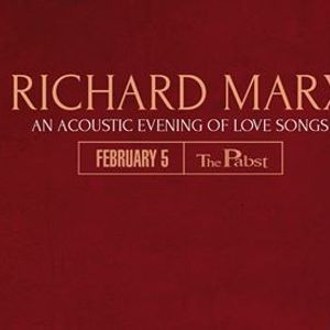 Richard Marx at the Pabst Theater