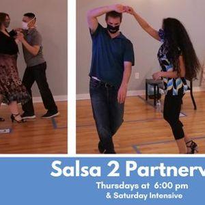 Salsa Level 2 Workshop & Classes