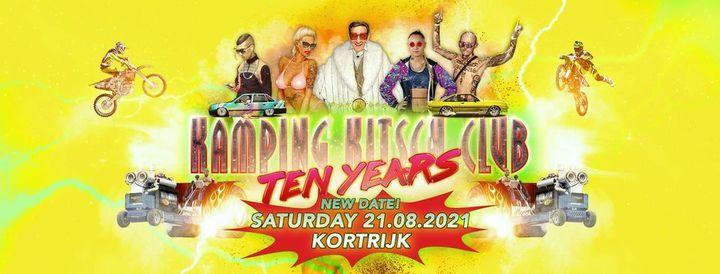Kamping Kitsch Club - Belgium, 21 August   Event in Kortrijk   AllEvents.in
