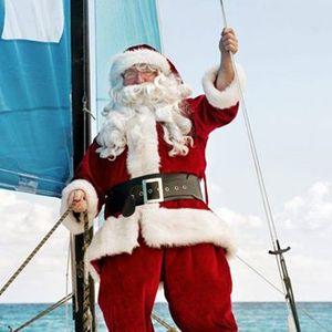 Santa Clause at The Boathouse