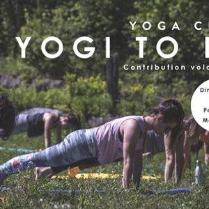 Yogi to be  Parc Pre Marquette