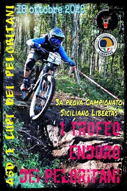 1 Trofeo MTB Enduro Dei Peloritani