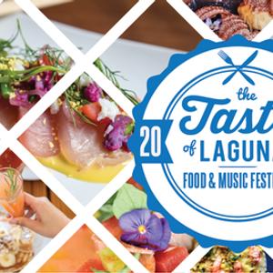 The Taste of Laguna Food & Music Festival
