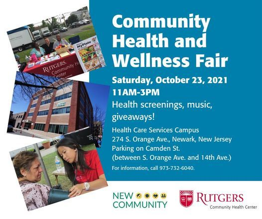 Community Health and Wellness Fair | Event in Orange | AllEvents.in