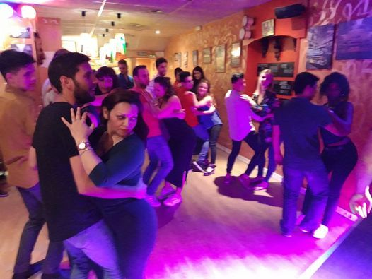 Saturday - Salsa,Bachata-Kizomba free Lessons and Live Concert!, 5 December | Event in Barcelona | AllEvents.in