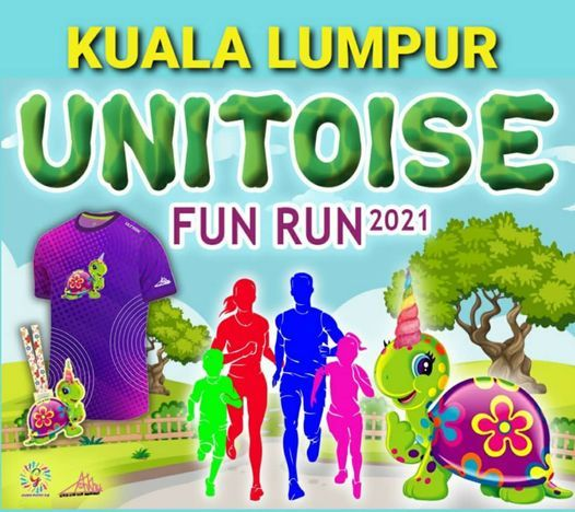 Unitoise Fun Run 2021, 23 May | Event in Kuala Lumpur | AllEvents.in