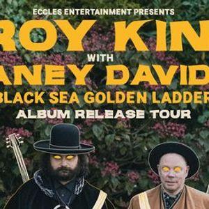 Troy Kingi with Delaney Davidson  Dunedin
