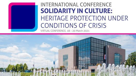 """Virtual international conference """"Solidarity in culture"""", 18 March 