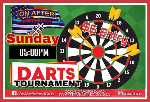 Wyoming State Dart Tournament events in the City  Top Upcoming