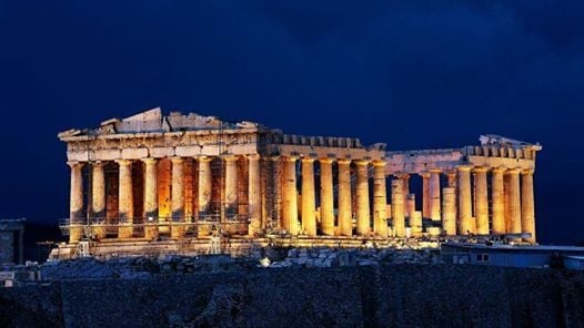 Folklore festival Moonlight in Athens 14-18.08.2020