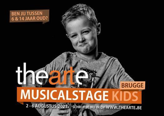 Musicalstage KIDS Brugge, 2 August   Event in Sint-Pieters   AllEvents.in