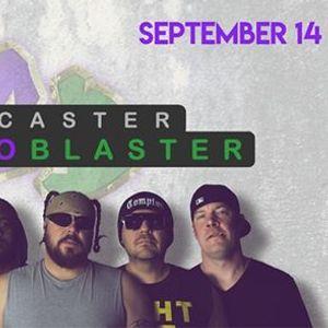 Lancaster Ghettoblaster at Bourbon Theatre