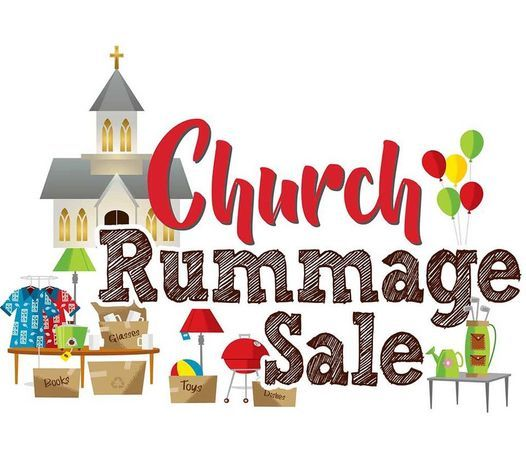 Church Rummage Sale, 26 June | Event in Olyphant | AllEvents.in
