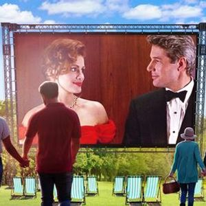 Pretty Woman Outdoor Cinema Experience at Sprowston Manor Norwich