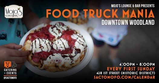 Downtown Woodland Food Truck Mania