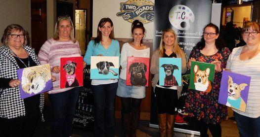 Bellefonte Paint your Pet Portrait: Wilmington, 1 December | Event in Wilmington | AllEvents.in