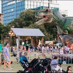 Jurassic Fest Edmonton