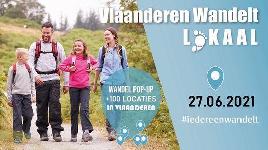 Vlaanderen Wandelt Lokaal in Kortrijk, 27 June | Event in Kortrijk | AllEvents.in
