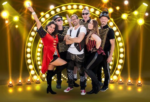 Libido Funk Circus at the Retro On Roscoe fest!, 15 August | Event in Chicago | AllEvents.in