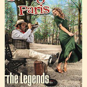 Swinging Paris - The Legends