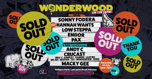 Wonderwood 2021, 24 July | Event in Lytham St Annes | AllEvents.in