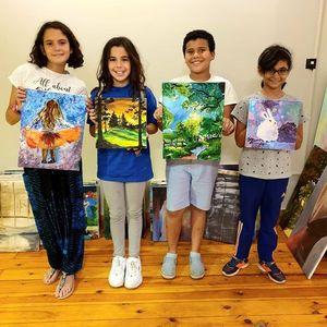 Junior Art Course (16 Hrs)