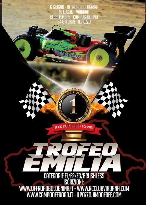 TROFEO EMILIA, 19 September | Event in Modena | AllEvents.in
