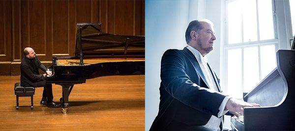 Garrick Ohlsson and Kirill Gerstein Dual Pianos