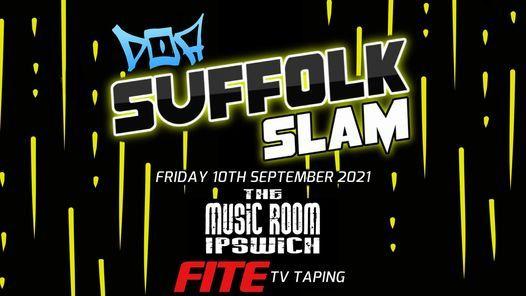 DOA Suffolkslam 2021 - LIVE WRESTLING in Ipswich!, 10 September   Event in Ipswich   AllEvents.in