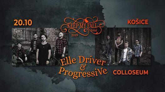 Elle Driver & ProgressiVe (RU)